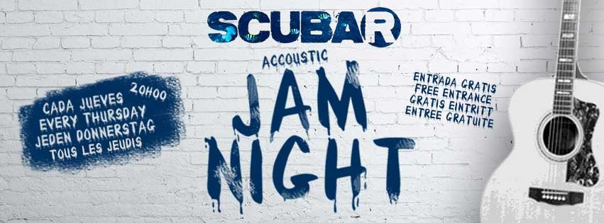 Jam Night Santa Ponsa
