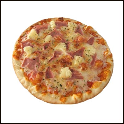 Pizza Hawai 9.50€